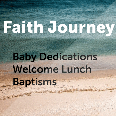 Faith Journey July 1st